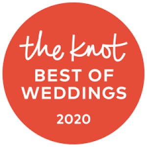 2020 the knot best of weddings award