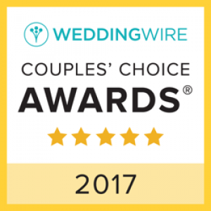 Wedding Wire - 2017 Couples choice award
