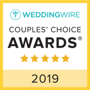 Wedding Wire - 2019 Couple choice award