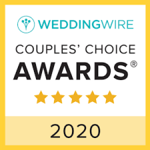 Wedding Wire - couples choice awards 2020
